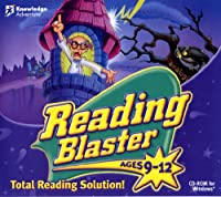 Reading Blaster Ages 英語の読みお学ぶためのソフト9 - 12 才用 並行輸入品 アメリカから発送