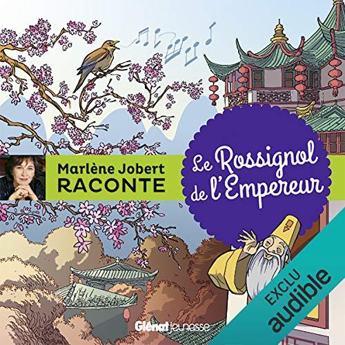 Le Rossignol de l'Empereur audiobook cover art