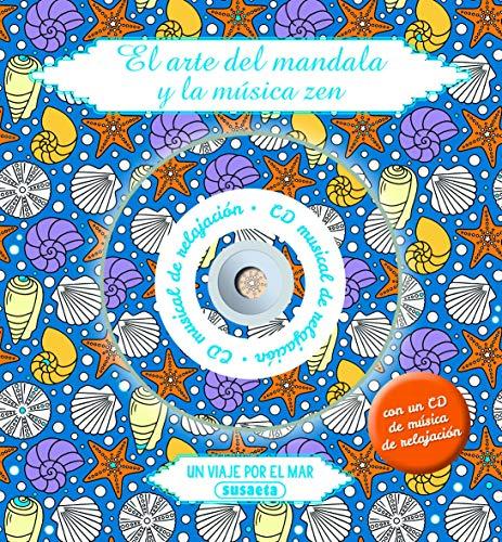 Un Viaje Por El Mar (con CD musical de relajación) (El arte del mandala y la música zen)