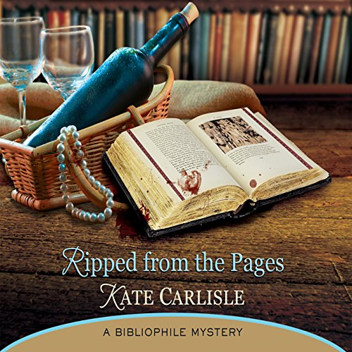 Ripped from the Pages     A Bibliophile Mystery              By:                                                                                                                                 Kate Carlisle                               Narrated by:                                                                                                                                 Susie Berneis                      Length: 9 hrs and 45 mins     168 ratings     Overall 4.4