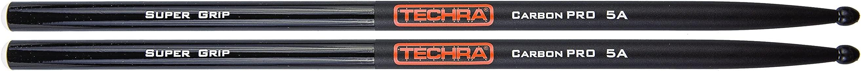 TECHRA CARBON PRO SUPERGRIP 5A ドラムスティック