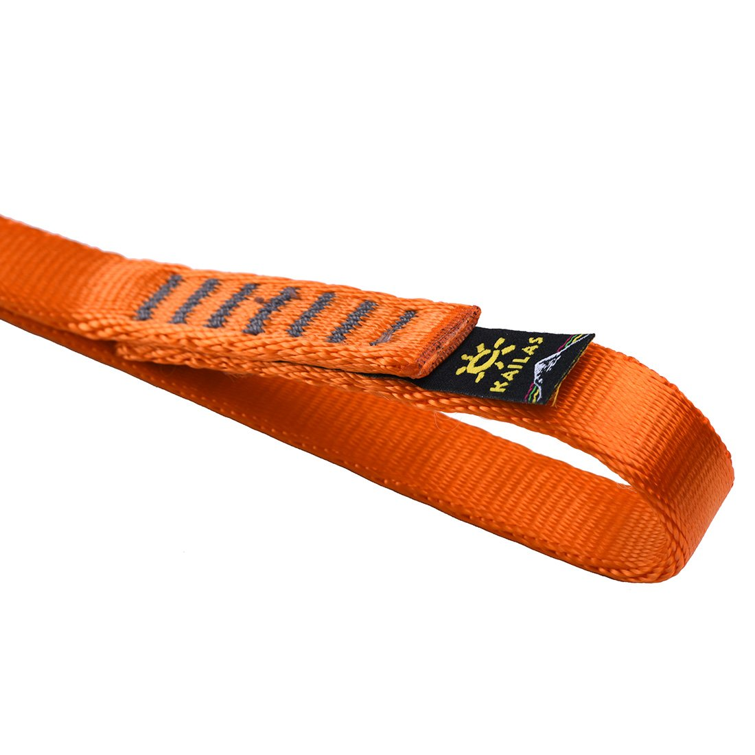 KAILAS Climbing Sling Webbing Nylon Small Slings and Runners Rope Endless Rescue Loop Ascender CE Certified 60cm 80cm 120cm