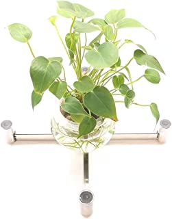 Plant Stand Stainless Steel Flower Pot Holder Indoor Potted Rack Modern Home Decor, Up to 10 Inch Planter (Plant and Pot NOT Included), Silver (11.6