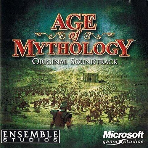 Age of Mythology Original Soundtrack CD by Age of Mythology Original Soundtrack