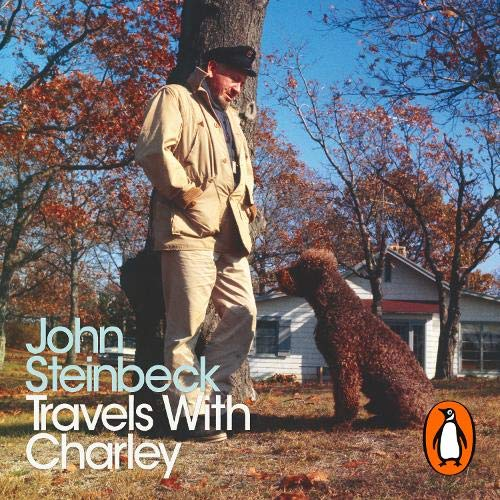 Travels with Charley: In Search of America cover art