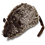 LEAPS & BOUNDS Giant Rat Cat Toy with Catnip, 4' L, 4 in, Brown