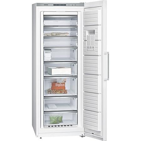Siemens Iq500 Gs58naw41 Gefrierschrank A Gefrierteil 360 L Weiß Nofrost Icetwister Bigbox Amazon De Elektro Großgeräte