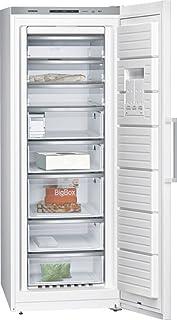 comprar comparacion Siemens GS58NAW41 - Congelador (Vertical, Independiente, Color blanco, 360L, 22 kg/24h, 25h)