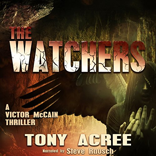 The Watchers audiobook cover art