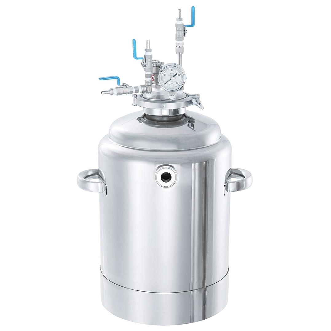 絡まる愛撫聖域日東金属工業 ジャケット型加圧容器 圧送ユニット 5L PCN-J-05-UT