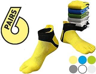 Best short toe socks Reviews