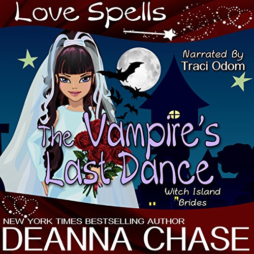 The Vampire's Last Dance  audiobook cover art
