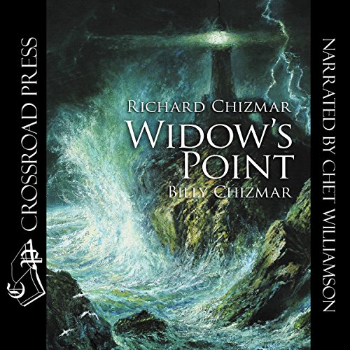 Widow's Point audiobook cover art