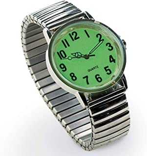 Easy to Read Glow in The Dark Watch