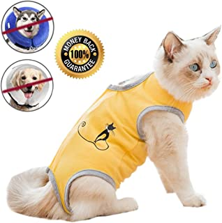 Surgical Recovery Suit For Cats