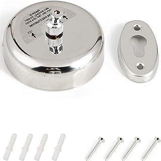 Corde à linge extensible réglable en acier inoxydable 304 pour douche, salle de bain, buanderie, voyage d'affaires, salle ...