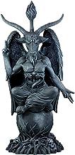 3 Feet Oversized Church of Satan Sabbatic Goat Baphomet Statue Occultic Idol- Store of Beautiful and Decor!