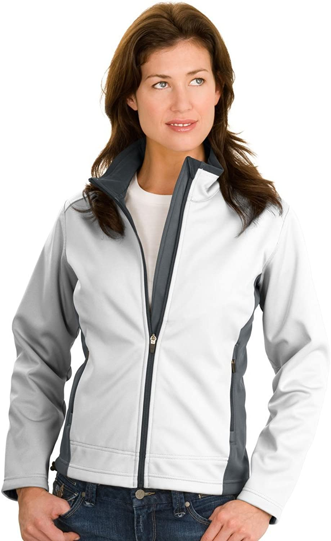 Port Authority Women's TwoTone Soft Shell Jacket