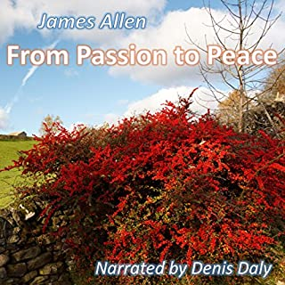 From Passion to Peace audiobook cover art