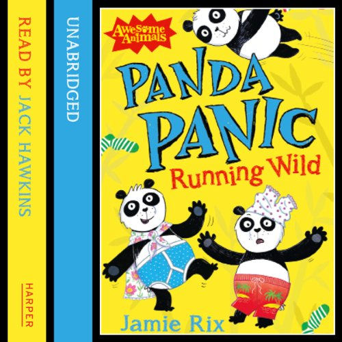 Awesome Animals: Panda Panic - Running Wild cover art