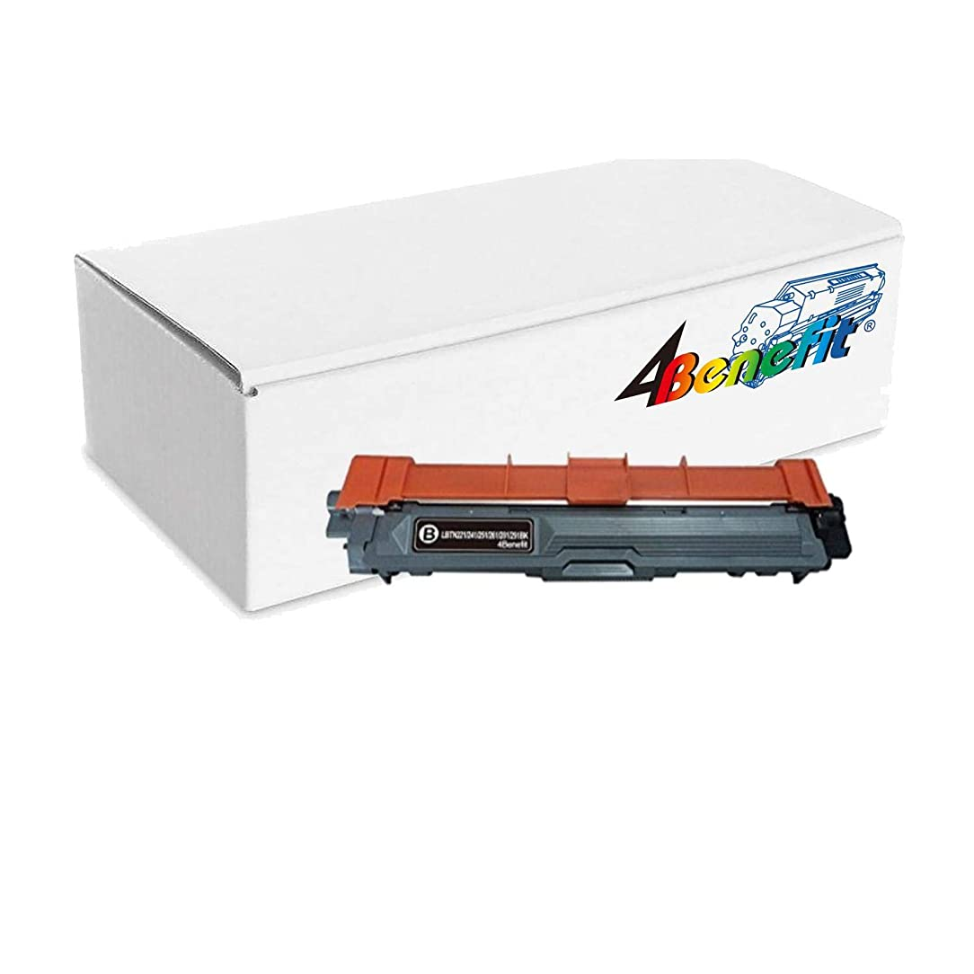 4Benefit Black Compatible Brother TN221/225 TN221 TN-221 Toner cartridge for Brother HL-3140CW,HL-3170CDW,MFC-9130CW,MFC-9330CDW,MFC-9340CDW