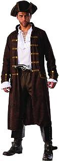 Pizazz! Men's Captain Cutthroat Deluxe Costume