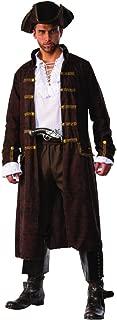 Men's Captain Cutthroat Deluxe Costume