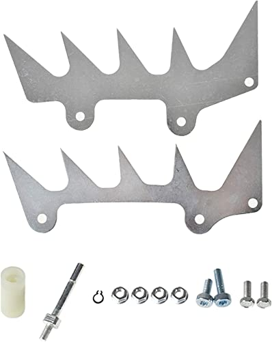 lowest labworkauto Bumper wholesale Spike/Dual Felling Dog Catcher Set Replacement for Stihl MS271 MS290 MS291 MS361 MS390 MS310 MS311 MS391 Chainsaw Saws lowest Accessories online sale