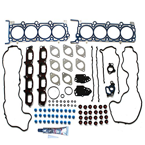 ECCPP Engine Replacement Cylinder Head Gasket Set fit 04-06 for Ford Expedition F150 F250 F350 for Lincoln Mark Lt Navigator 5.4L Engine Gaskets