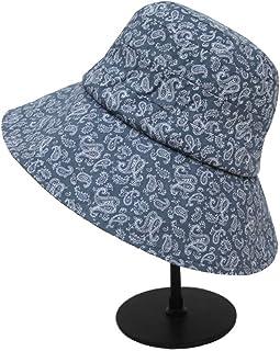 Mmer Season Big Along Sun Hat Beach Sun Protection Hat cap Hats & Caps (Color : Light Blue)