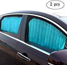 magnetic sunshade for car