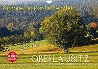 Schoene Landschaften der Oberlausitz (Wandkalender 2022 DIN A4 quer): Farbige Fotografien von Oberlausitzer Landschaften (Geburtstagskalender, 14 Seiten )
