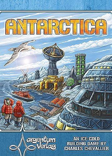 Antarctica Board Game by Passport Game Studios