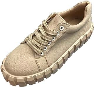 T- Lage veterschoenen voor dames, casual sneaker, low-top, slipper, lage schoenen, sportief, slip-on, wandelen, outdoor, g...