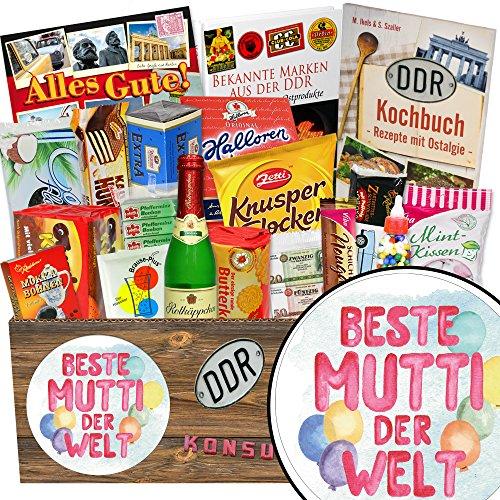 Beste Mutti Geschenkbox | Süßigkeiten Ostpaket | Geschenkset Muttertag