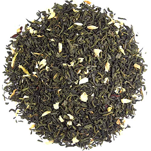 Jasmijn thee, groene thee, 100 gram losse thee