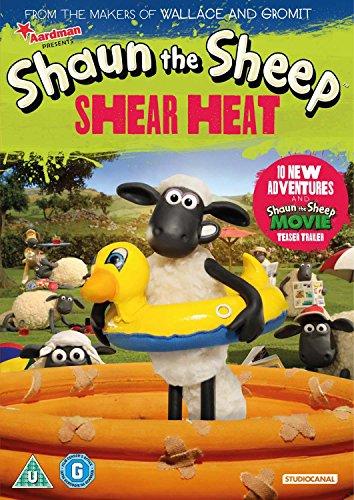 Shaun The Sheep - Shear Heat [DVD]