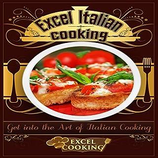 Excel Italian Cooking audiobook cover art