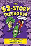The 52-Story Treehouse: Vegetable Villains! (The Treehouse Books Book 4)