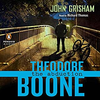 Theodore Boone: The Abduction audiobook cover art