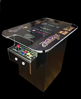 galaga cocktail cabinet