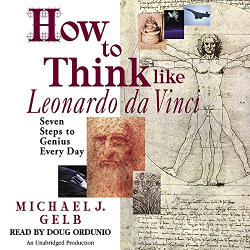 Couverture de How to Think Like Leonardo da Vinci