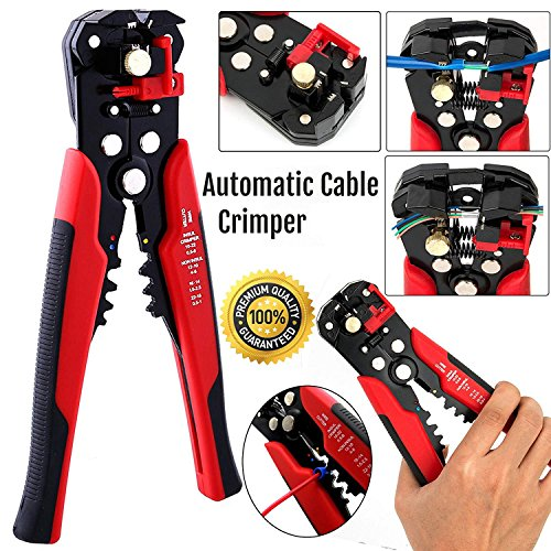 Amazon.co.uk - Self Adjusting Wire Stripper