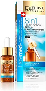 Eveline 8in1 Multifunctional Face Serum for Imperfections Night Serum Facemed
