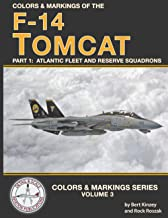 Colors & Markings of the F-14 Tomcat: Part 1: Atlantic Fleet and Reserve Squadrons