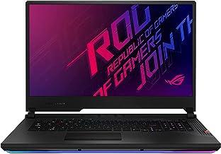 "ASUS ROG Strix Scar 17 Gaming Laptop, 17.3"" 300Hz FHD IPS Type Display, NVIDIA GeForce RTX 2070 Super, Intel Core i9-10980..."