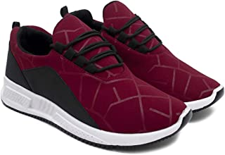 ASIAN Men's Pendrive-11 Running Shoes,Training Shoes,Walking Shoes, Mesh Sports Shoes