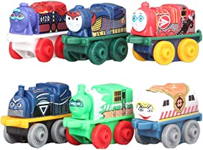ZOLLI Cosplayed Toy Trains from Thomas and Friends