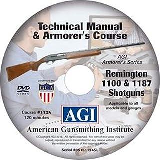 Sponsored Ad - American Gunsmithing Institute Armorer's Course Video on DVD for Remington 1100 & 1187 Shotguns - Technical...