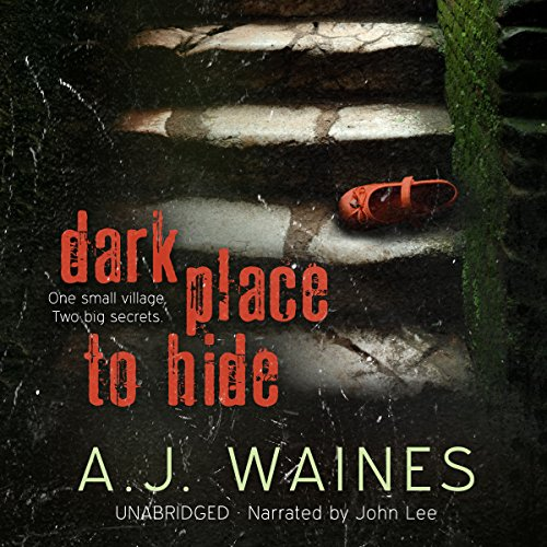 Dark Place to Hide audiobook cover art